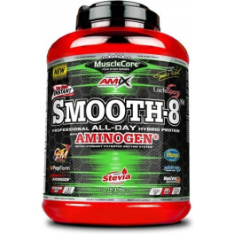 Amix MuscleCore Smooth 8 Hybrid Protein 2.3 kg