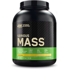 Optimum Nutrition Proteína On Serious Mass 6 Lbs (2,72 Kg)