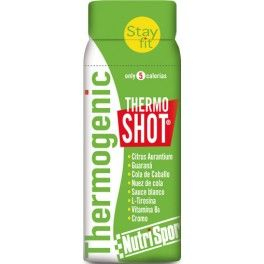 Nutrisport Thermo Shot 20 botellitas x 60 ml