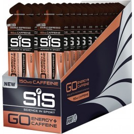 SiS GO Energy + 150 mg Caffeine 30 geles x 60 ml