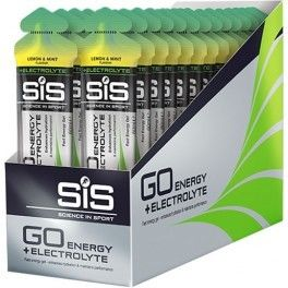 SiS GO Energy Plus Electrolyte 30 geles x 60 ml