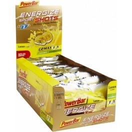 PowerBar Power Gel Shots - Gominolas 16 bolsas x 60 gr ( 9 uni x bolsa)