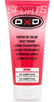 OXD Crema de Calor Intense 100 ml
