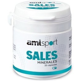 AmlSport Sales Minerales 25 caps