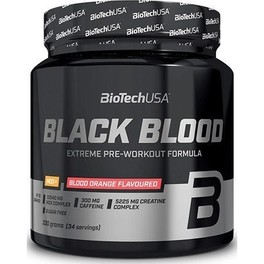 BioTechUSA Black Blood NOX+ 330 gr