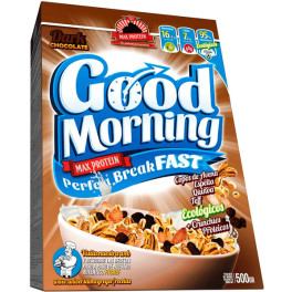 Max Protein Good Morning Breakfast - Cereales Ecologicos 500 gr
