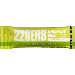 226ERS Energy Plus Gel BIO Limon con 40 mg de Cafeina - 1 gel x 40 gr