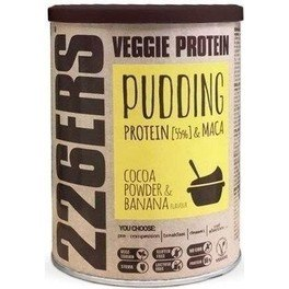 226ERS Veggie Protein Pudding - Pudin Protéico 350 gr