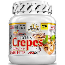 Amix Protein Crepes Mr Poppers 520 gr