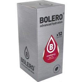Bolero Advanced Hydration 12 sobres x 9 gr
