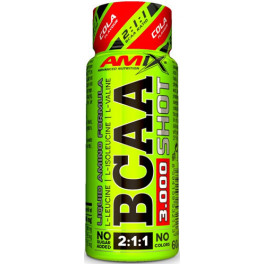 Amix BCAA 3000 Shot 1 vial x 60 ml