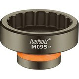 Icetoolz Extractor Eje Pedalier, Compatible Shimano Bb93/bb9000