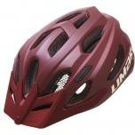 Limar Casco Berg-em matt Dark Red M (20)
