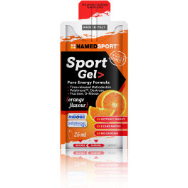 NamedSport Gel 15 geles x 25 ml