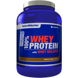 Perfect Nutrition 100% Whey Protein + Iso 2040 Gr