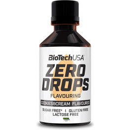 BioTechUSA Zero Drops 50 Ml