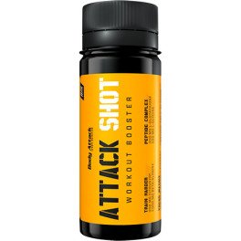 BODY ATTACK WORKOUT BOOSTER AMPOLLAS 60ML