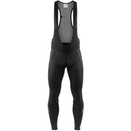 Craft Ideal Wind Bib Tights M Negro