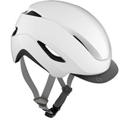 Rudy Project Central White (matte) Visor + Pads + Bug Stop Incl.