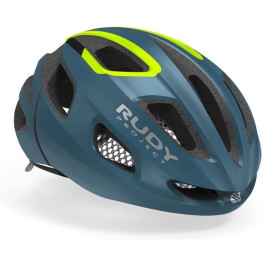 Rudy Project Strym Pacific Blue (matte) Free Pads + Bug Stop Incl.