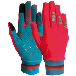 Wowow Guantes Largos Lucy Fluo Rojo