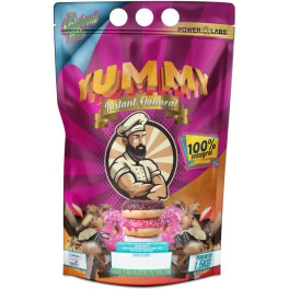 Powerlabs Yummy Instant Oatmeal 1.5 Kg