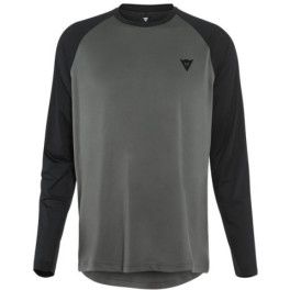 Dainese Jerseys Hg Tsingy Ls Gris Oscuro - Negro