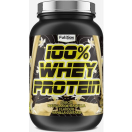 Fullgas 100% Whey Protein Concentrate Vainilla 1,8kg Sport