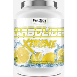 Fullgas Carbolider Xtreme Long Energy Limón 500g Sport