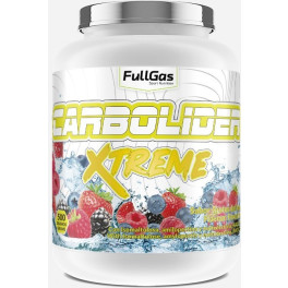 Fullgas Carbolider Xtreme Long Energy Frutos Del Bosque 500g Sport