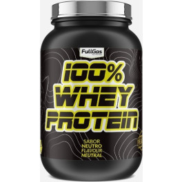 Fullgas 100% Whey Protein Concentrate Neutro 1,8kg Sport