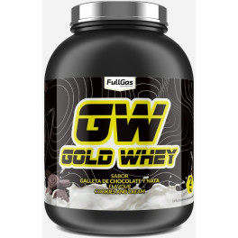 Fullgas Gold Whey Cookies And Cream 2kg Sport