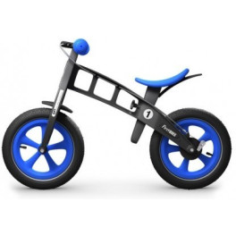 """First Bike Firstbike """"limited Edition"""" Blue With Brake"""