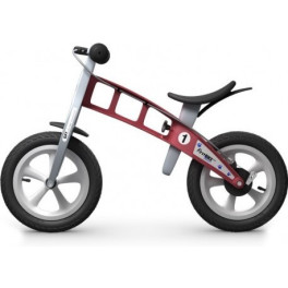 """First Bike Firstbike """"street"""" Red With Brake"""