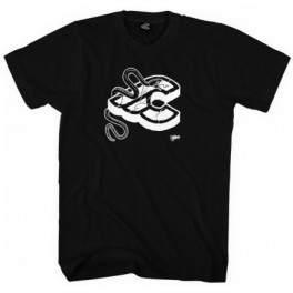 Cinelli Mike Giant Black T-shirt