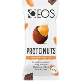 Eos Nutrisolutions Eos - Proteinuts Cacahuetes 35g