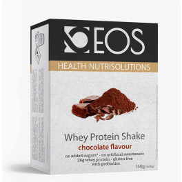 Eos Nutrisolutions Eos - Whey Protein Shake Chocolate 5 X 30g