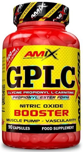 Amix Pro  GPCL Nitric Oxide Booster 90 caps