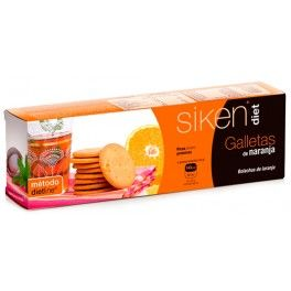 Siken Diet Galletas Protéicas 15 galletas x 8 gr