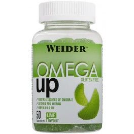 Weider Omega UP Gummies 50 Gominolas