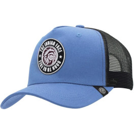 The Indian Face Born To Be Free Blue / Black Gorra