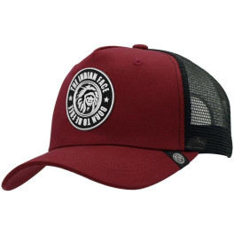 The Indian Face Born To Be Free Red / Black Gorra