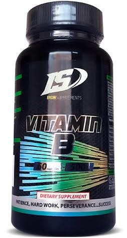 Iron Supplements Vitamina B 60 caps