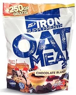 Iron Supplements Oatmeal 2 kg + 250 gr Extra