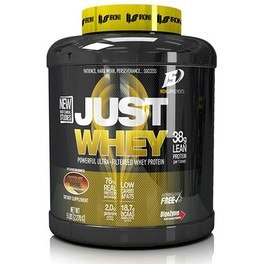 Iron Supplements Just Whey 1 kg (2,2 lbs)