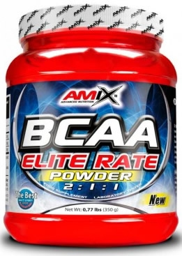 Amix BCAA Elite Rate Powder 350 gr