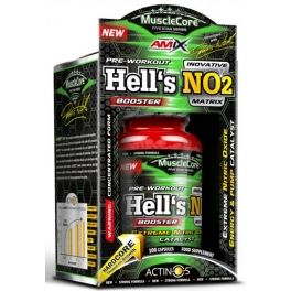 Amix MuscleCore Hell´s NO2 100 caps