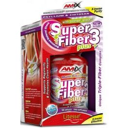 Amix Super Fiber 3 Plus 90 caps