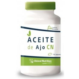 Nutrisport Clinical Aceite de Ajo CN 150 caps