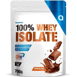 Quamtrax Direct 100% Whey Isolate 700 Gr